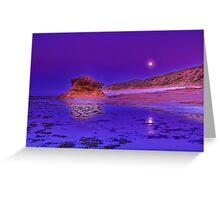 """Lonsdale Morning Twilight"" Greeting Card"