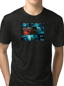 Spring at a secure location Tri-blend T-Shirt