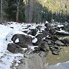 A Pillow Of Rocks by Peyman  - nobodystyle -