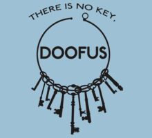 There is No Key, Doofus One Piece - Short Sleeve