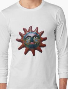 ©DA Happy Sun Long Sleeve T-Shirt