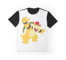 Bowser Graphic T-Shirt