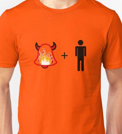 Hells Bells Man! Unisex T-Shirt