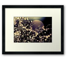 Moonrise in Fairyland Framed Print