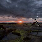 moonlight heads panorama by dmaxwell