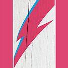 Ziggy Stardust 4/4S by RedRobot