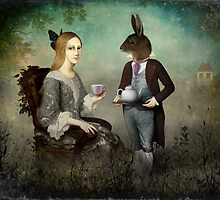 The Tea Party by ChristianSchloe