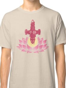 Serenity in Bloom Classic T-Shirt