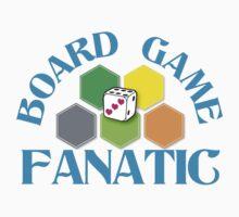 BOARD GAME FANATIC (Catan) Kids Tee