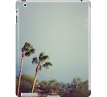 By The Pool iPad Case/Skin