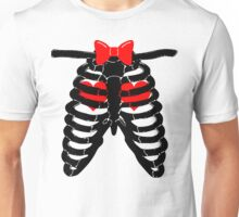 Doctor Who Hearts (Inverse) Unisex T-Shirt