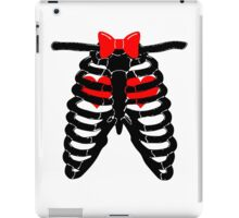 Doctor Who Hearts (Inverse) iPad Case/Skin