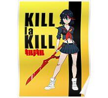 Kill la Bill Poster