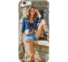 Guess Girl  iPhone Case/Skin