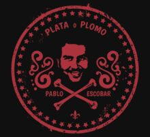 "Pablo Escobar ""The Bloody Pablo"" by mqdesigns13"