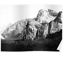 Scene from Yosemite National Park 2 Poster