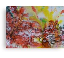 Citrus Canyon Canvas Print