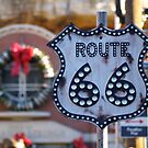 Route 66 at Christmas by the57man
