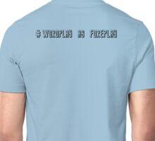 Wordplay as Foreplay Unisex T-Shirt