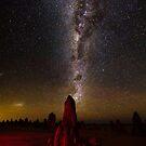 Alien Pinnacles by Robyn Lakeman