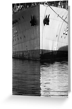 Bow Reflections by Vince Russell