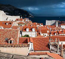 Dubrovnik in Croatia by Artur Bogacki