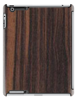 Ebony wood iPod /iPhone /iPad case  by LokiLaufeysen