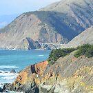California State Route 1 by terjekj