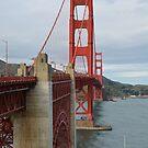 Golden Gate  by terjekj