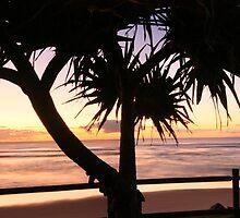 Sunrise - Lennox Head NSW by Emmy Silvius