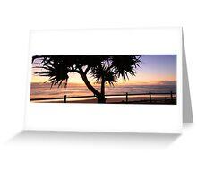 Sunrise - Lennox Head NSW Greeting Card