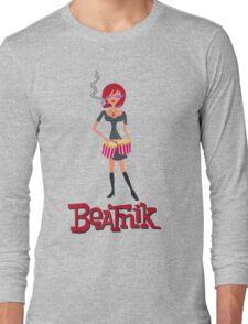 Nostalgic memories of Beat Generation  Long Sleeve T-Shirt