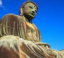 The Great Buddha of Kamakura 20 by Fike2308