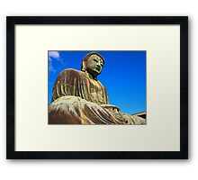 The Great Buddha of Kamakura 20 Framed Print