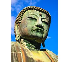 The Great Buddha of Kamakura 22 Photographic Print