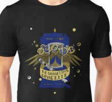 Resonating Concrete Since 1963 - Doctor Who Screwdriver & Tardis Unisex T-Shirt
