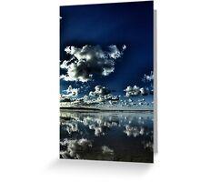 Sky n earth 2 Greeting Card