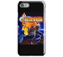 Castlevania 64 iPhone Case/Skin