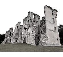 Old Wardour Castle, England Photographic Print
