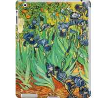 Irises, Vincent van Gogh iPad Case/Skin