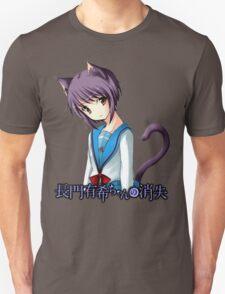 The Disappearance of Nagato Yuki-chan anime design T-Shirt