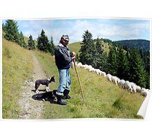 Mr shepherd Poster