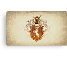 House of Baratheon  Canvas Print