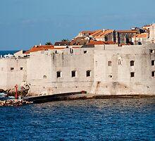 Dubrovnik Fortifications by Artur Bogacki