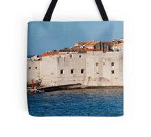Dubrovnik Fortifications Tote Bag