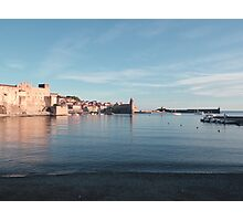 Collioure, France Photographic Print