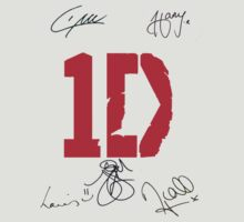 1D sign by vitto00