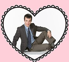 I Heart Nathan Fielder by whatarefrogs