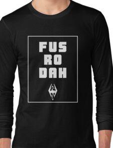 Unrelenting Force Shout Long Sleeve T-Shirt