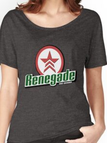 Renegade: The Rage Quencher Women's Relaxed Fit T-Shirt